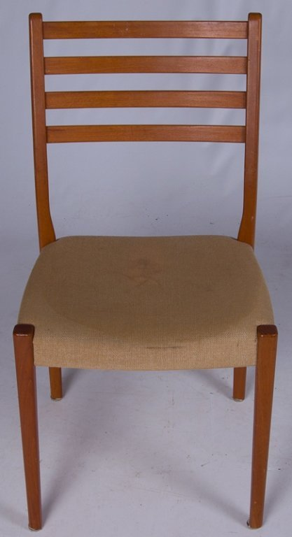 Svegards Swedish Teak Side Chair