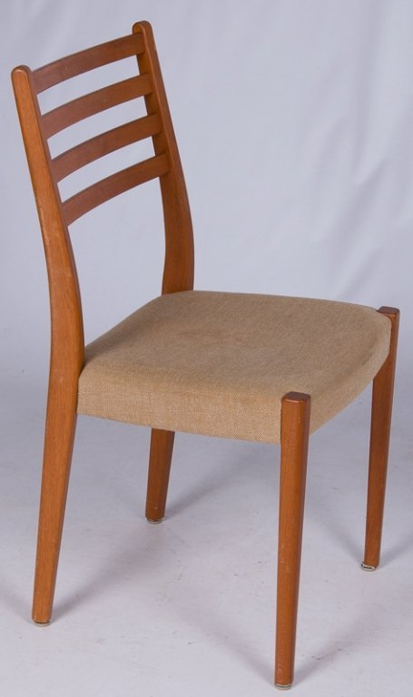 Svegards Swedish Teak Side Chair - 4