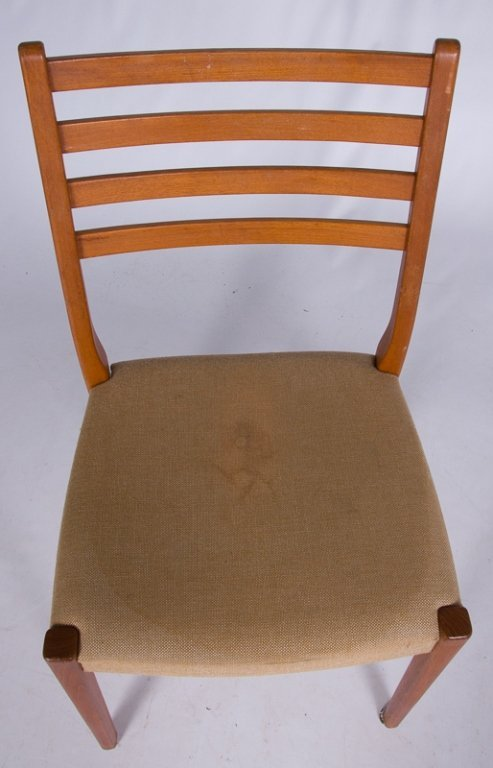 Svegards Swedish Teak Side Chair - 5