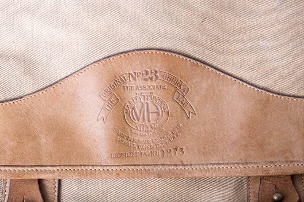 Marley Hodgson Designed Ghurka Messenger Bag - 6
