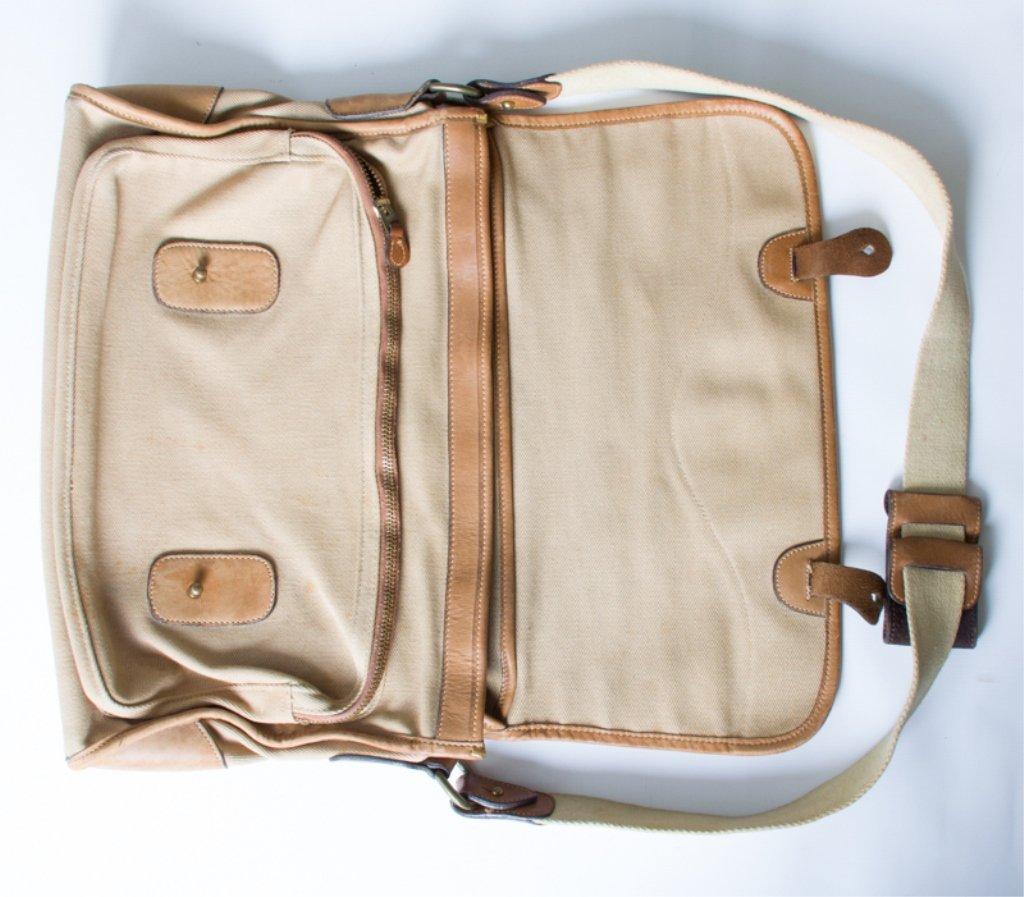 Marley Hodgson Designed Ghurka Messenger Bag - 7