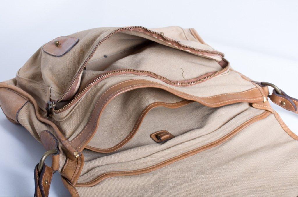 Marley Hodgson Designed Ghurka Messenger Bag - 8