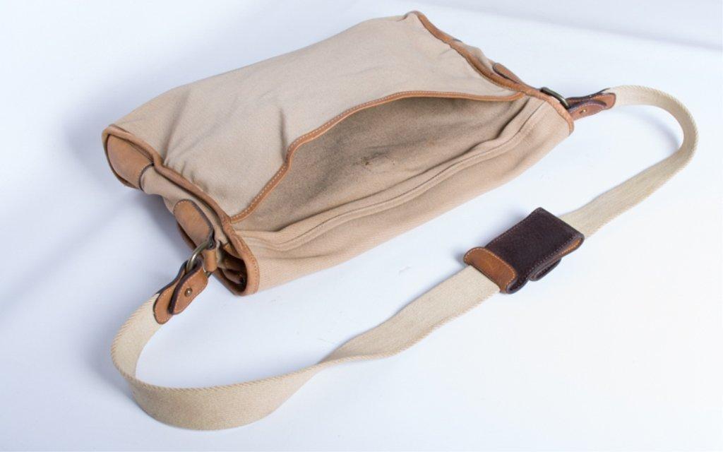 Marley Hodgson Designed Ghurka Messenger Bag - 9