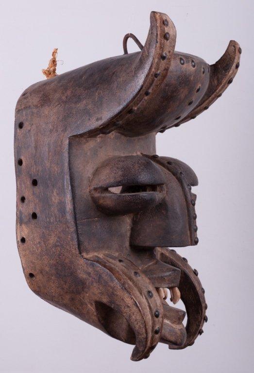 Ivory Coast Guere-Wobe Mask