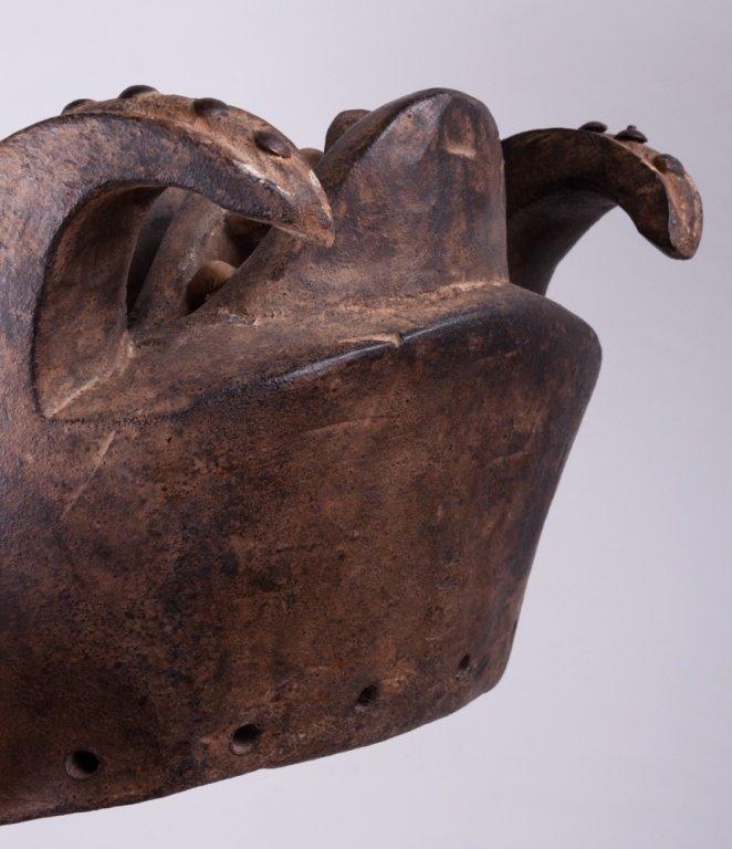 Ivory Coast Guere-Wobe Mask - 2