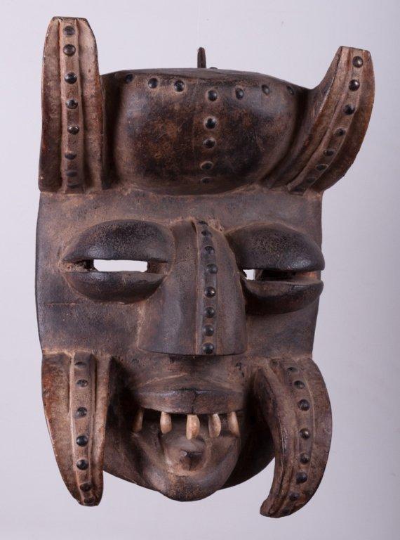 Ivory Coast Guere-Wobe Mask - 3