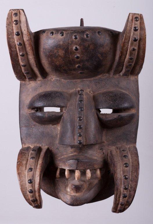 Ivory Coast Guere-Wobe Mask - 4