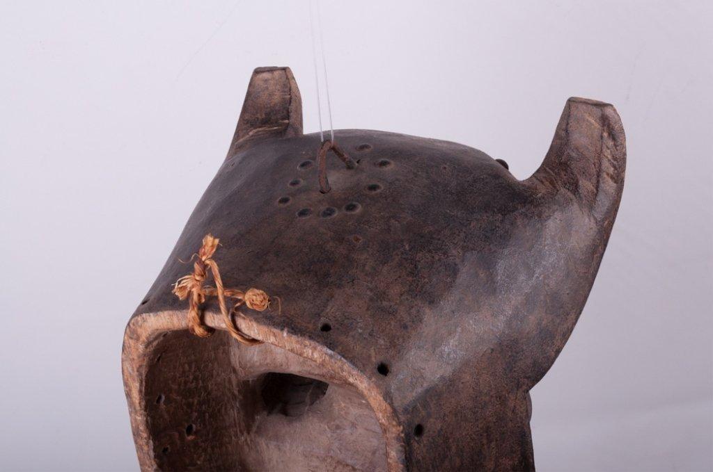 Ivory Coast Guere-Wobe Mask - 8