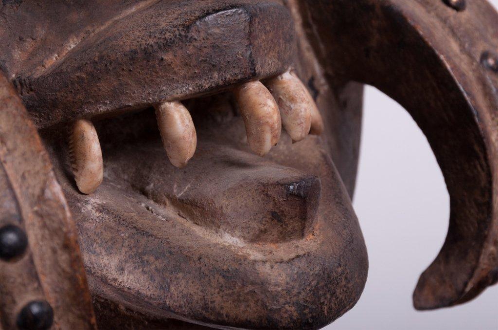 Ivory Coast Guere-Wobe Mask - 9