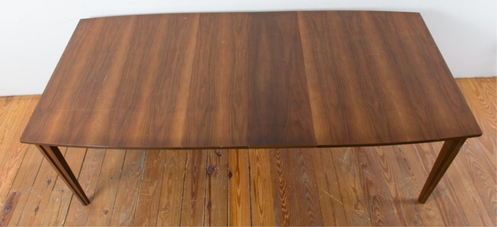 Mid-Century Dining Table w/ Leaves - 3