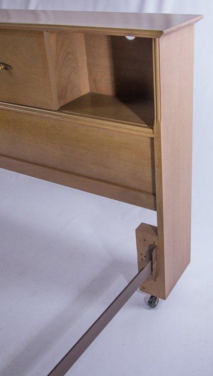 Kroehler Bed Frame - 4