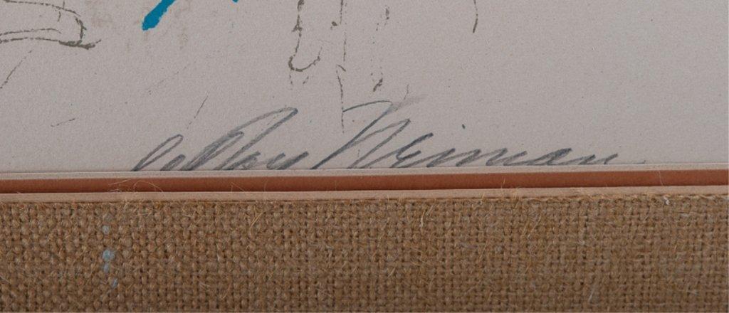 "Leroy Neiman ""Harlequin..."" Serigraph - 4"