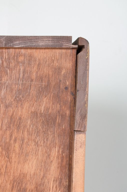 Heywood Wakefield Corner Cabinet - 9