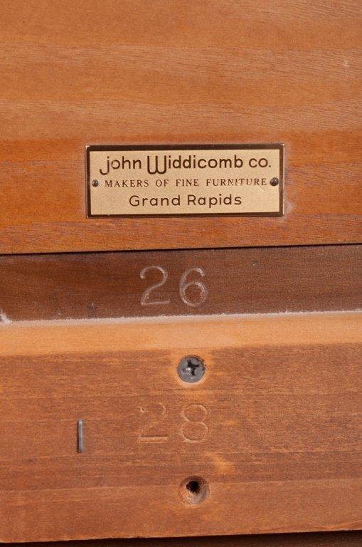 John Widdicomb Asian Style King Size Headboard - 7