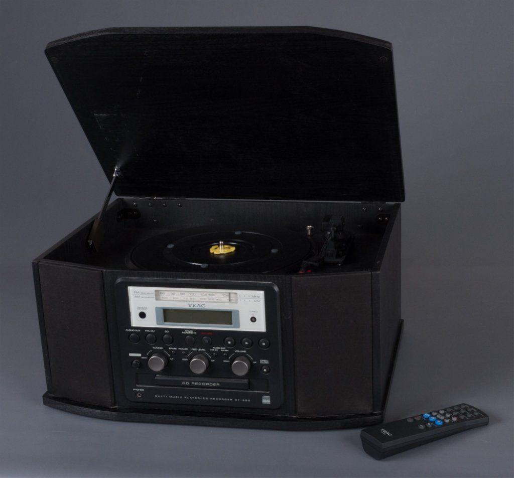 TEAC-GF-350 Multi Music Player CD Recorder