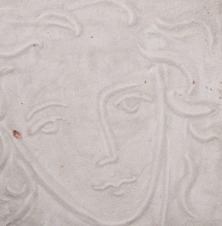 Beach Sand & Plaster Wall Art