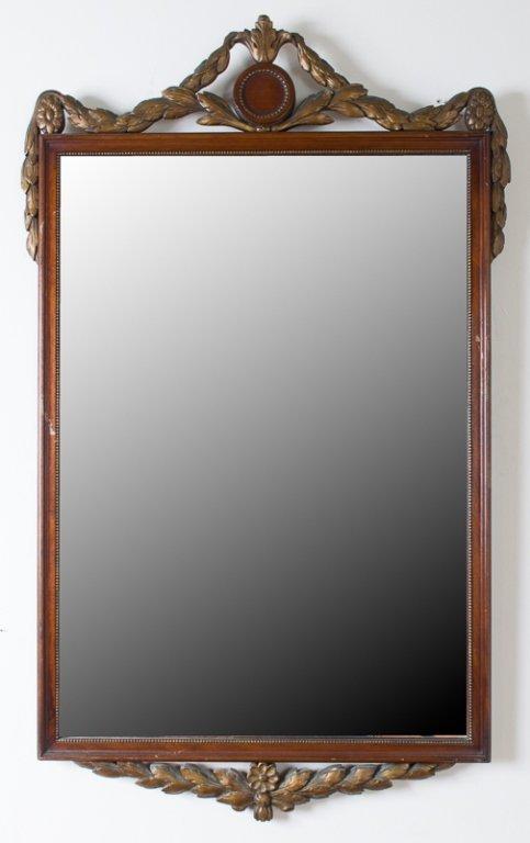 John Wanamaker Side Table w/ Mirror - 3