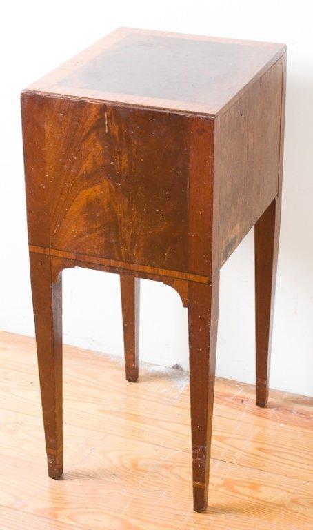 John Wanamaker Side Table w/ Mirror - 7