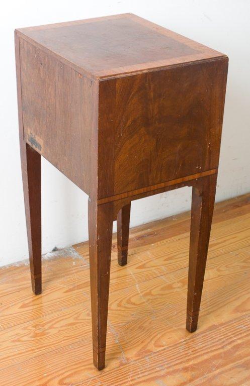 John Wanamaker Side Table w/ Mirror - 8