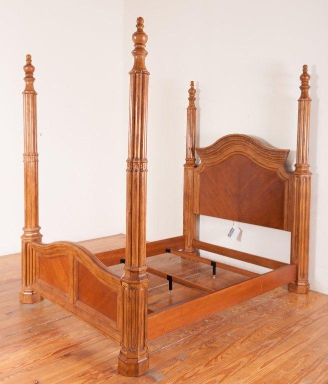 Bernhardt Queen Size Poster Bed