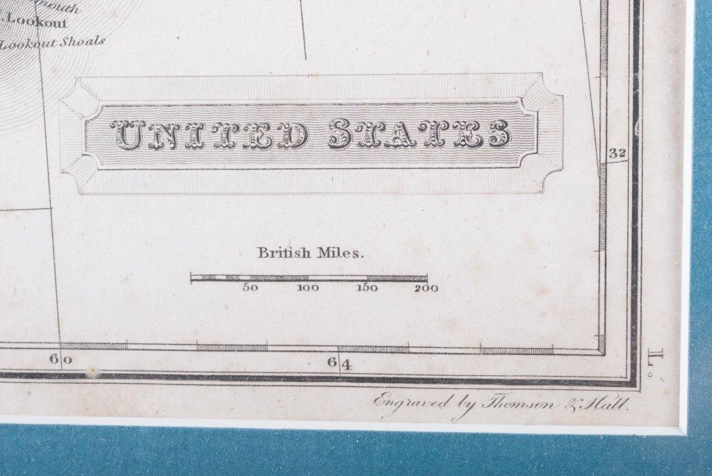 Aaron Arrowsmith U.S. Map Reprint - 3