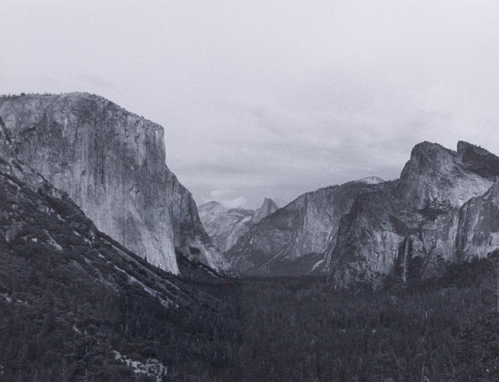 H. Eugene Smith Jr. Yosemite Photos, Three (3) - 3