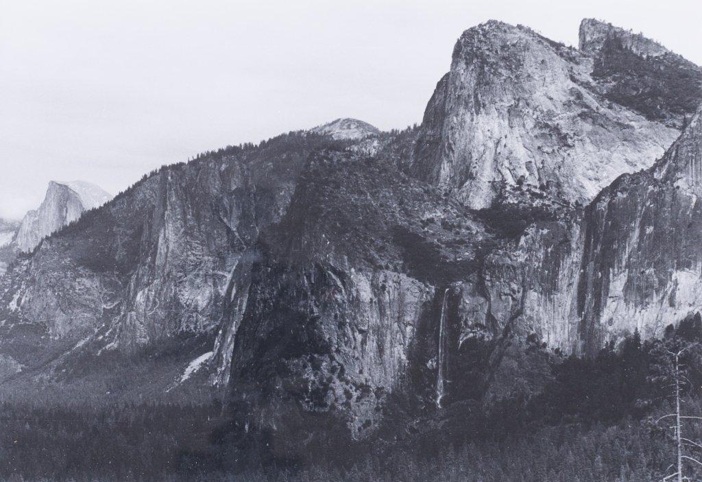 H. Eugene Smith Jr. Yosemite Photos, Three (3) - 5