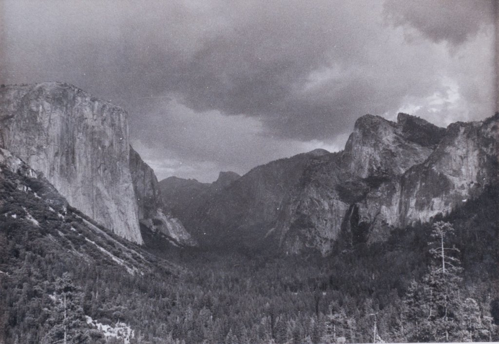 H. Eugene Smith Jr. Yosemite Photos, Three (3) - 7