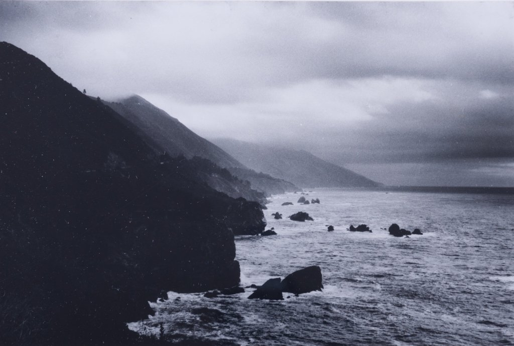 H. Eugene Smith Jr. California Coast Photo