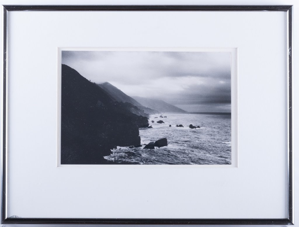 H. Eugene Smith Jr. California Coast Photo - 2