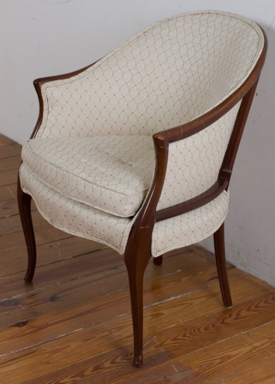 French Style Tub Chair