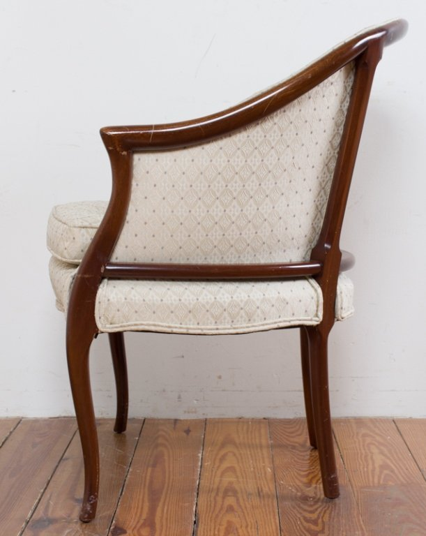 French Style Tub Chair - 3