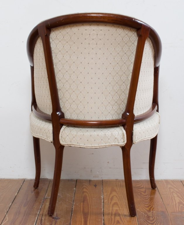 French Style Tub Chair - 4