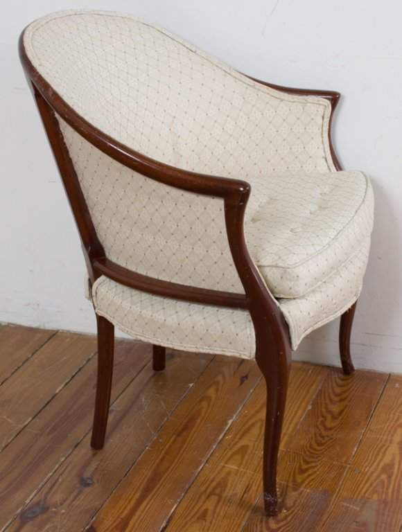 French Style Tub Chair - 5