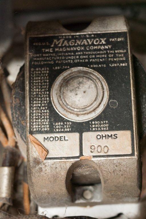 1930s Crosley Model 555 Tombstone Radio - 8