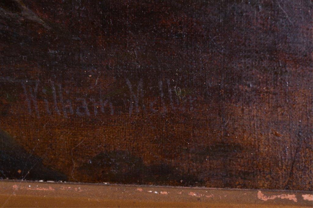 William Mellor Oil on Canvas Landscape - 3