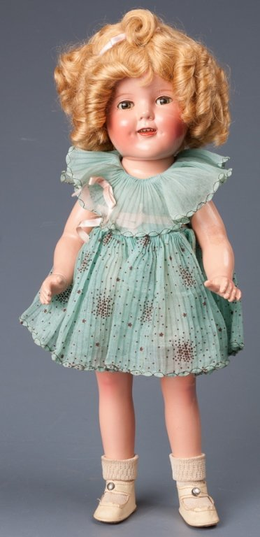 Shirley Temple Doll in Original Box, C 1934