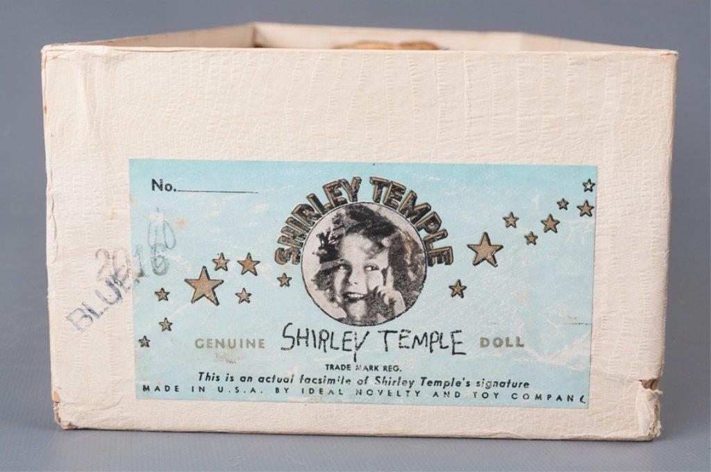 Shirley Temple Doll in Original Box, C 1934 - 3