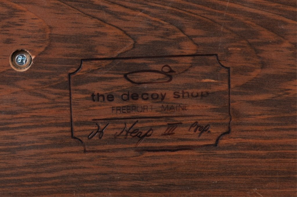 The Decoy Shop Swan Table Lamp - 8