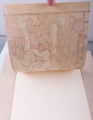 Isoda Koryusai Japanese Woodblock Print - 3