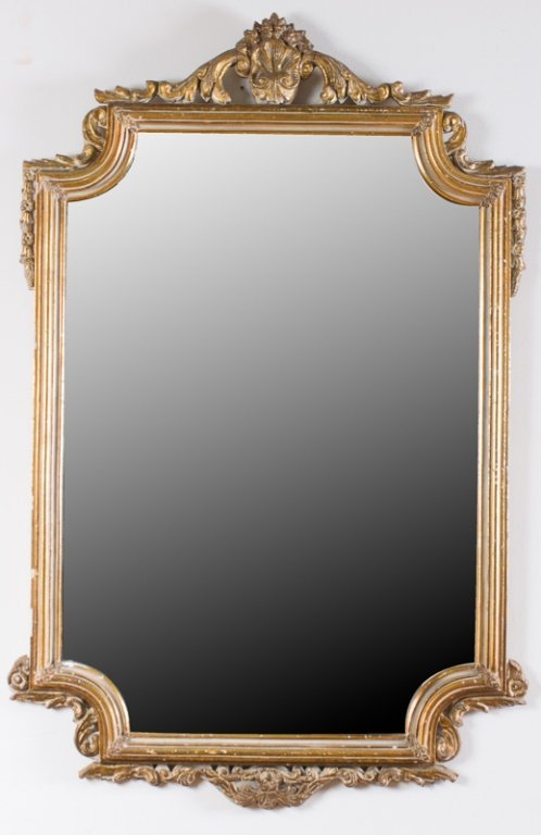 Gilded Wall Mirror - 2