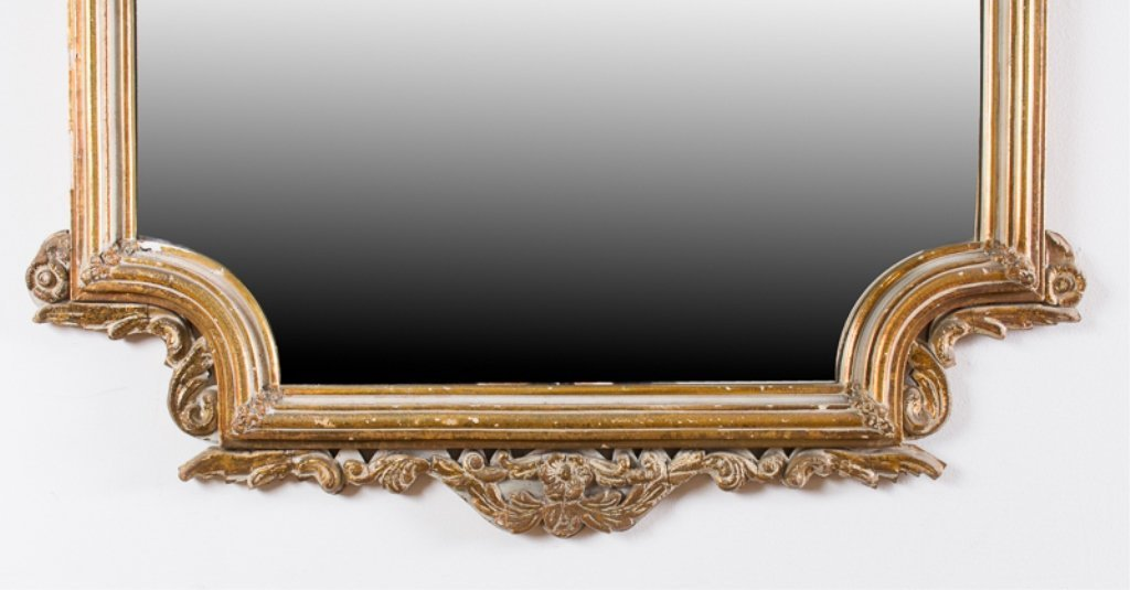 Gilded Wall Mirror - 3