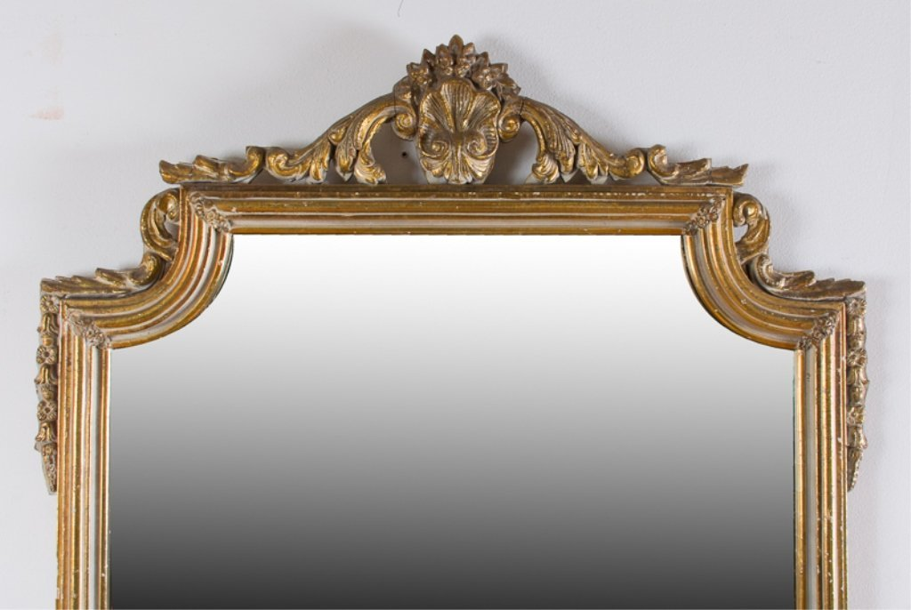 Gilded Wall Mirror - 4