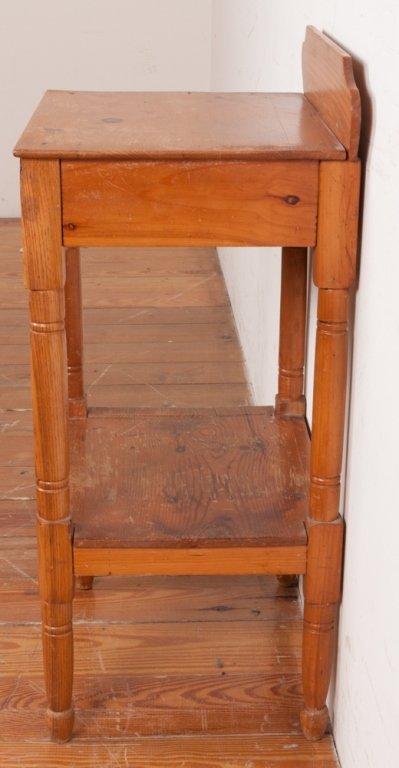 Country Pine Wash Stand - 2