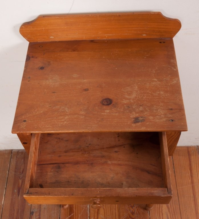 Country Pine Wash Stand - 4