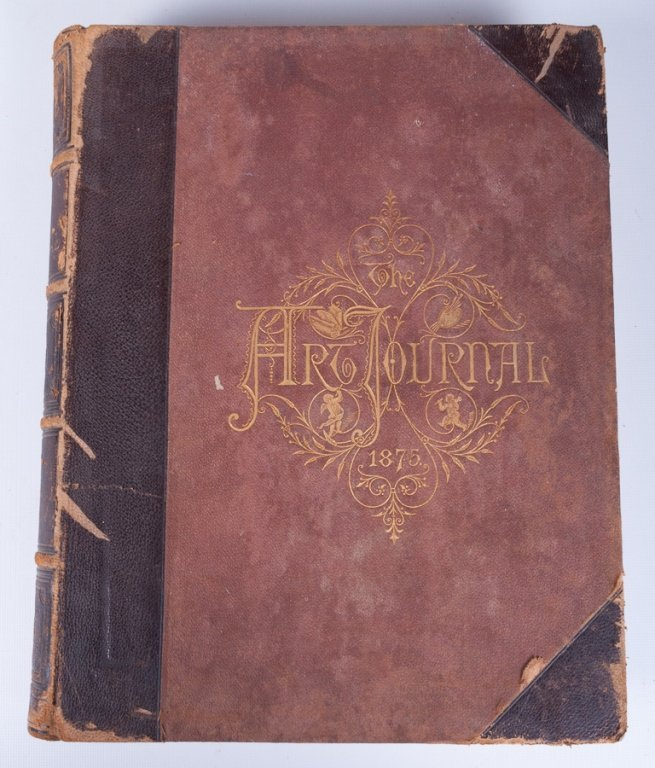 The Art Journals of 1875 and 1877, Pair - 2