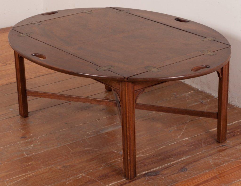 Henredon Butler's Tray Table