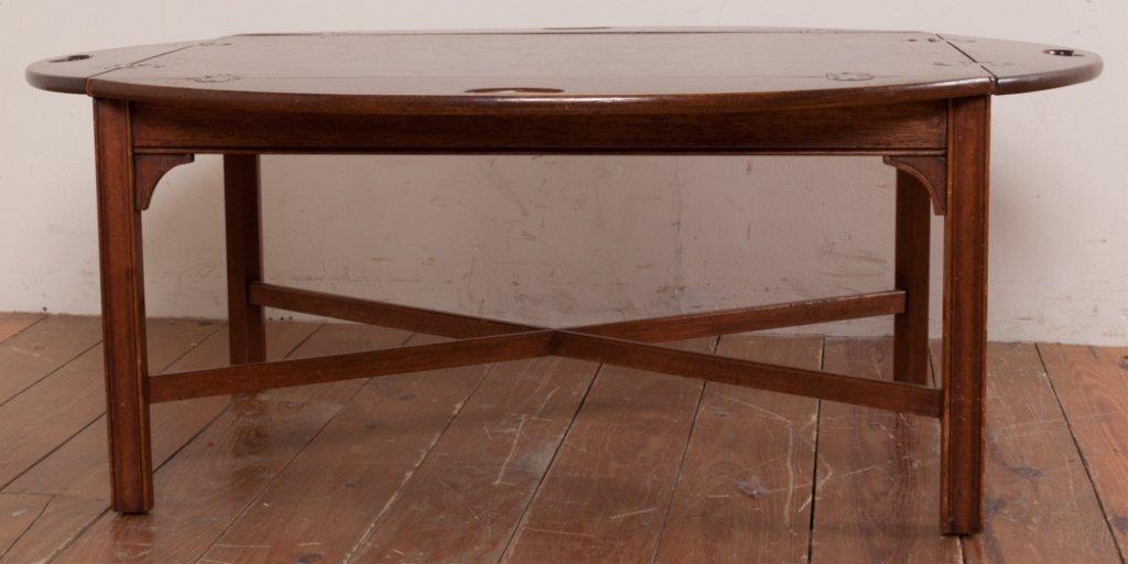 Henredon Butler's Tray Table - 2