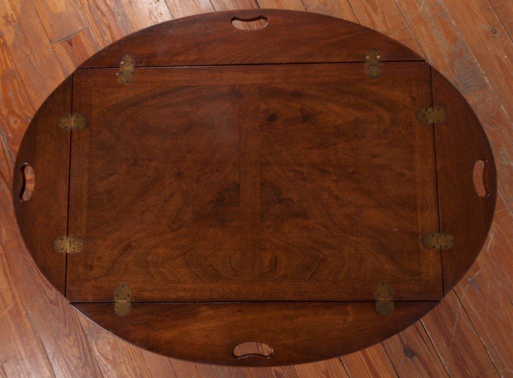 Henredon Butler's Tray Table - 3