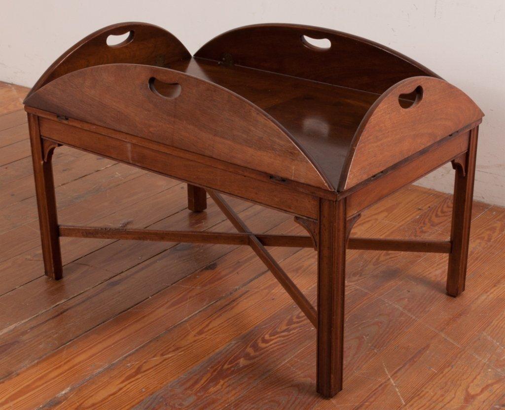 Henredon Butler's Tray Table - 4